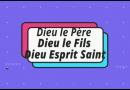 Dimanche de la Sainte Trinité (07.06.20)