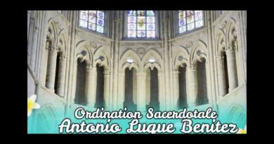 Dimanche 20 juin: Ordination d'Antonio