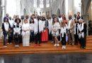 Fête pour les nouveaux baptisés et futurs confirmés