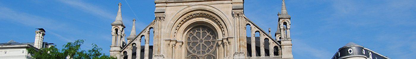 Unité pastorale de Saint-Gilles