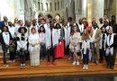Fête autour des nouveaux baptisés (08/04/2018)