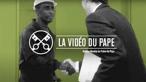 La vidéo du Pape (Prier pour respect des ressources de la planète-Septembre 2020)